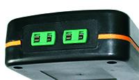 Тип соединителя  2xL2 для термопар K для измерителя температуры IT-8